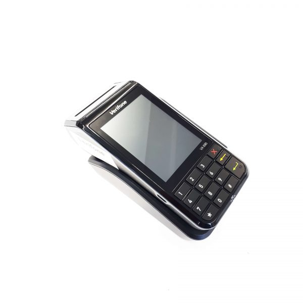 Payment Terminal Side View